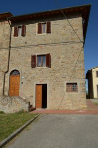 Photo for Apartment in a medieval village in the Florentine Chianti area