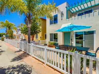 Photo for ☀️ FAMILY BEACH DUPLEX 🏝 Multiple Outdoor Areas | New Furnishings | Sleeps 16 in Beds!