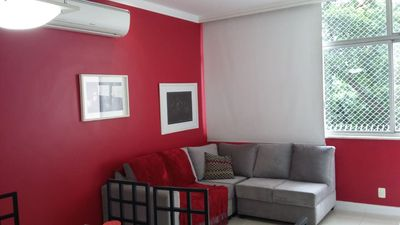 Photo for Ipanema; apartment designed by architect, nicely decorated