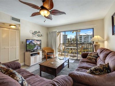 Photo for Santa Maria II 105,  2 Bedrooms, Heated Pool, Sleeps 6, Hot Tub