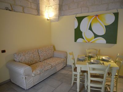 Photo for 1BR House Vacation Rental in San Foca