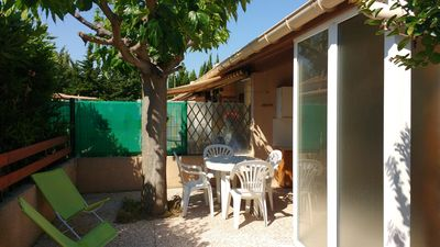 Photo for Villa 6 persons secure parking Valras beach
