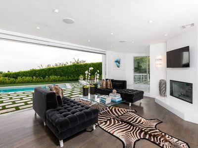 Photo for Sleek 4BR with Pool in Hollywood Hills