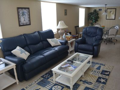 Photo for Memorial Day DEAL!   200 ft to the beach, Pet Friendly Home, fenced-in backyard