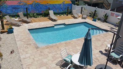 Photo for Best Location on FMB! WALK EVERYWHERE, Beach, times square
