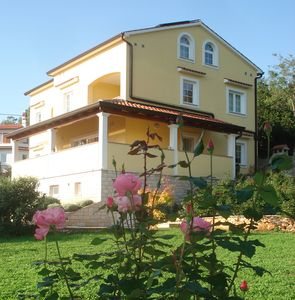 Photo for 2BR Apartment Vacation Rental in Brseč
