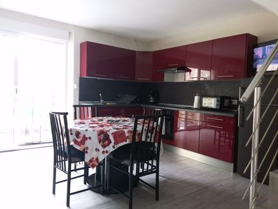 Photo for Holiday Home 50 m2 with Patio for 3 people 15 minutes from Carcassonne