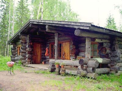 Photo for Vacation home Alppimaja in Asikkala - 2 persons, 1 bedrooms