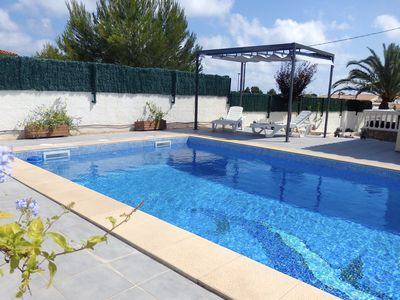 Photo for VILLA AMPARO WITH PRIVATE POOL
