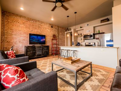 Photo for Contemporary Salida Condo in the Heart of Downtown