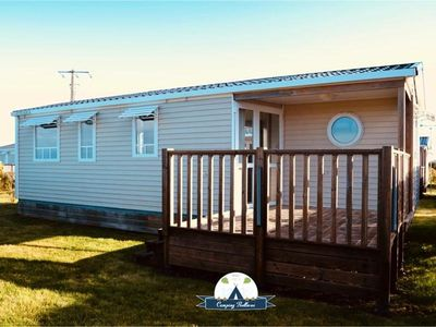 Photo for Camping Bellevue **** - 4-room mobile home 6 people