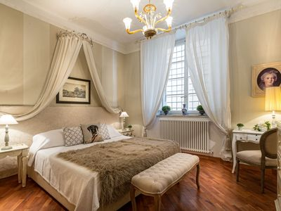 Photo for Opera Music in a Spacious Central Apartment Overlooking the Cathedral