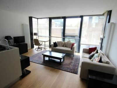 Photo for Modern 1-Bed in the Iconic Quartermile Area