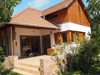 Photo for 3BR House Vacation Rental in Fonyód, Somogy