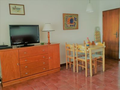 Photo for Excellent 1 bedroom apartment, licensed, swimming pools and air conditioning 150m from p