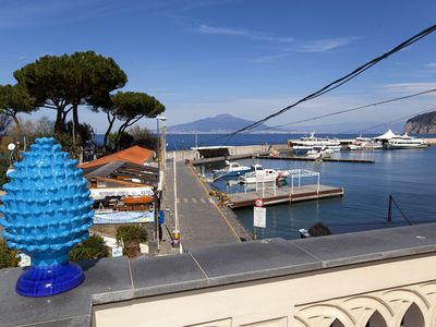 Photo for 1BR Apartment Vacation Rental in Sorrento, Nápoles