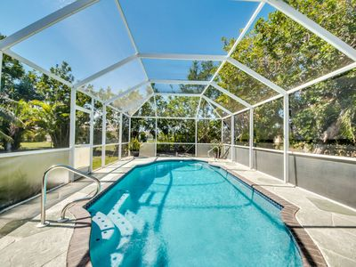 Photo for Pet-Friendly, Fenced Yard and Perfect for a Family Vacation- Villa Casita Feliz - Cape Coral