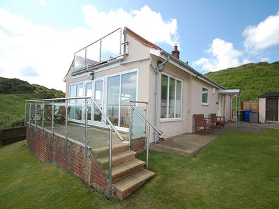 Photo for Hunmanby Gap Holiday Bungalow