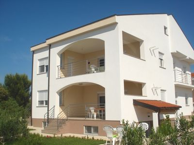 Photo for Apartments Mladen, (13786), Zaton, Zadar riviera, Croatia