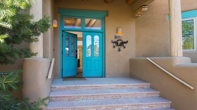 """Photo for """"AMAZING!"""" 5 STAR ADOBE HOME, HISTORIC DISTRICT, EASY WALK TO PLAZA & CANYON RD."""