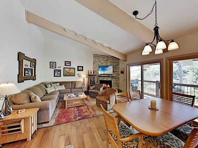 Photo for 2BR Alpine Condo in Snowmass Village – Ski-in Access, Shared Pool & Hot Tub