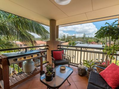 Photo for Beachside Gold Coast Apartment With Pool