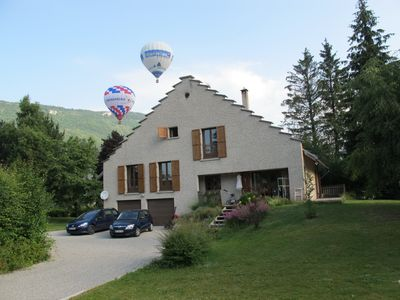 Photo for Large house with large grounds Village center Lans en Vercors