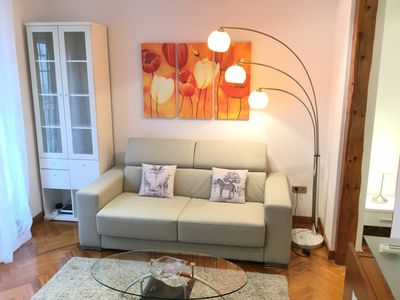 Photo for Charming apartment in Chueca. WiFi. San Anton 1 by Forever Rentals