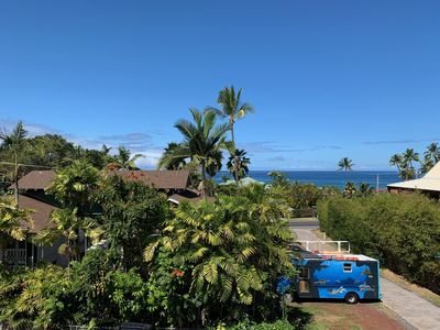 Photo for Cute 1 Bedroom w/ Ocean View close to Kona Village and White Sands Beach