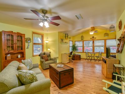 Photo for LOCATION!!!- DOWNTOWN, St AugustinePet friendly, Priv. Parking, Fence yard