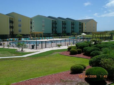 Photo for 1BR Condo Vacation Rental in Surf City, North Carolina