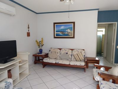 Photo for Wonderful Apartment on Enseada Beach!