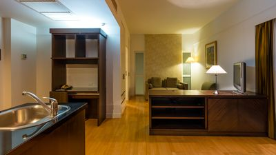 Photo for One Bedroom 3 persons with Extabed