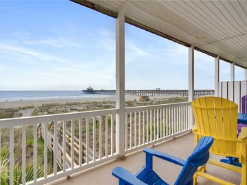 Seaside Villas II, Folly Beach, SC, USA