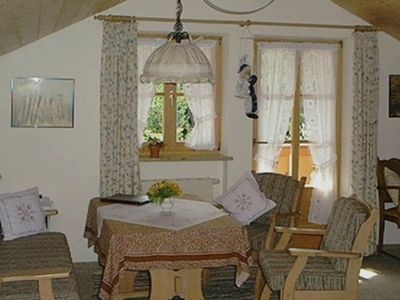 """Photo for Apartment Schwalbennest - """"House Wendelstein"""" Family Old"""