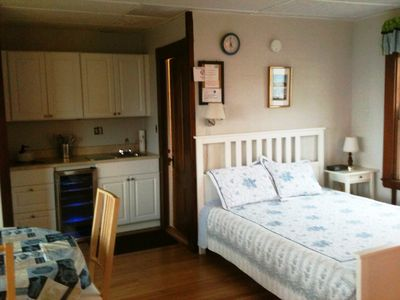 Studio Apartment York short sands' only beach front cottage. slee - vrbo