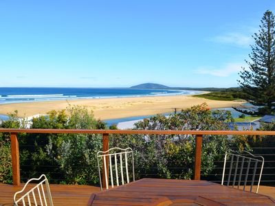 Photo for DECK 34, Gerroa - perfect location with stunning views & 4pm check out Sundays!