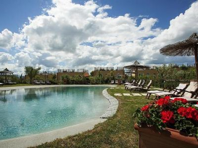 Photo for Holiday resort Toscana Bio Village, Cecina  in Riviera degli Etruschi - 4 persons, 2 bedrooms