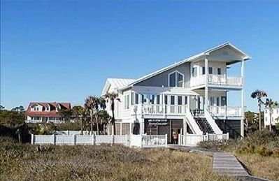 Photo for Oceanfront w/pool, 22 steps to the Beach - Winter, 30% discount, book direct
