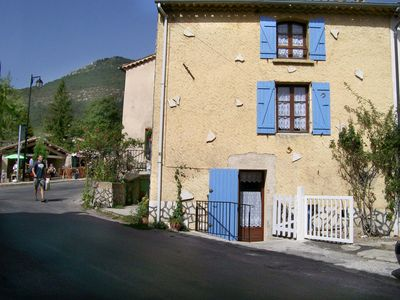 Photo for Studio in Maison du village in the heart of the verdon gorges
