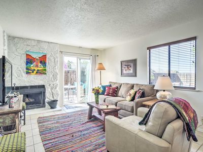 Photo for NEW! Albuquerque Townhome w/Patio & Mountain Views