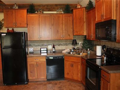 Photo for Charming A-Frame Vacation Home with Gorgeous View of Ski Hill & Dogs Allowed