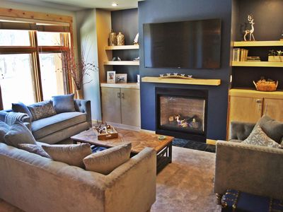 Photo for *NEW* Solstice Mountain Retreat, Mammoth Lakes, Jacuzzi & Private Indoor Parking