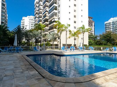 Photo for Cozy apartment in condominium Rio 2 - Barra da Tijuca