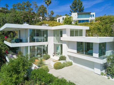 Photo for Ultramodern Hollywood Getaway With Breathtaking Pool, Patio, and Balcony!