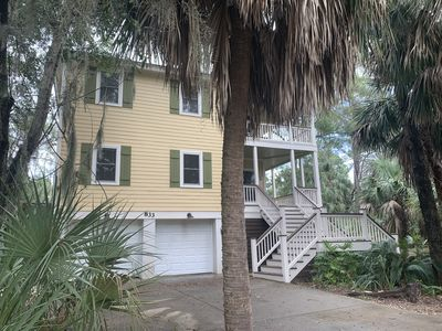 Photo for Bonito House-W/2 Golf carts 4BR/4.5BA great for 2 families