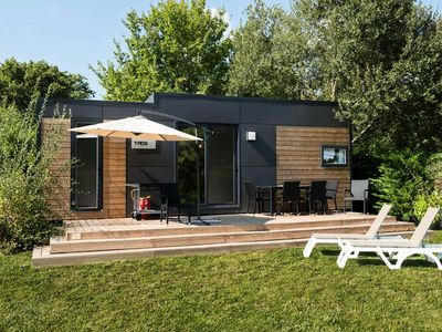 Photo for Camping Chèvrefeuilles **** - Mobile home Prestige 3 Rooms 6 People