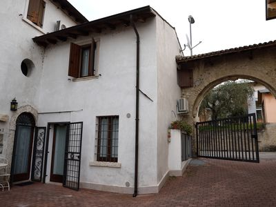 Photo for Renovated farmhouse on the ground floor, for families, children, animals and sports, Wi-Fi