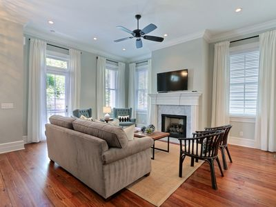 Photo for Beautiful, Comfortable Home in Historic Downtown Savannah