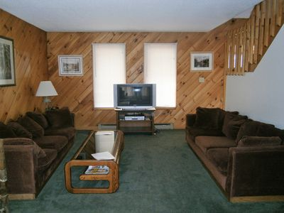 Photo for Lovely Chalet at Chimney Hill Resort Community Pool/Jacuzzi, (Low Fall Rates)